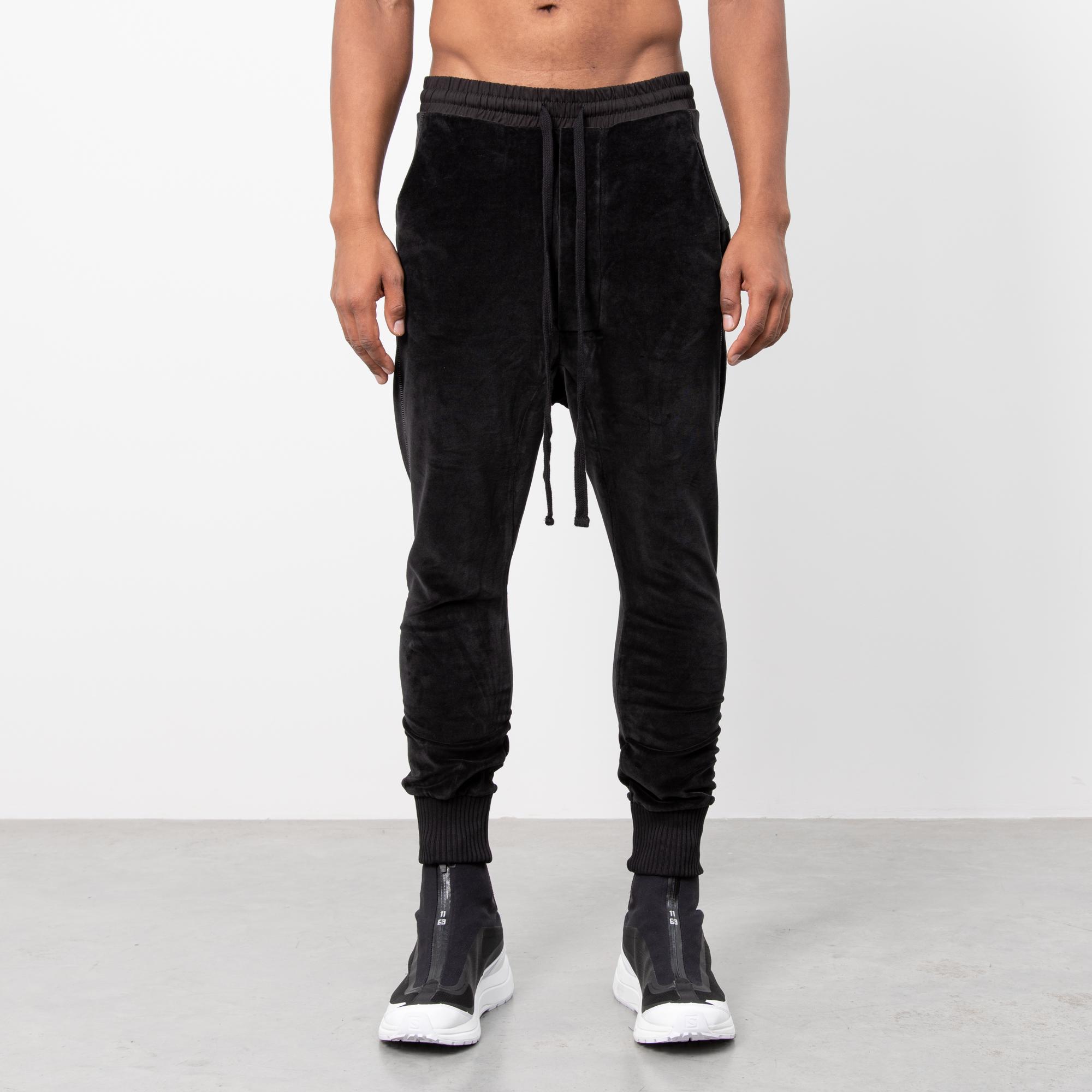 Black Velvet Pants Wolfensson